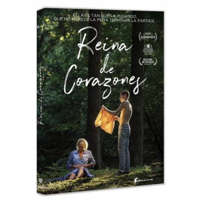 REINA DE CORAZONES (DVD) * TRINE DYRHOLM, GUSTAV LINDH