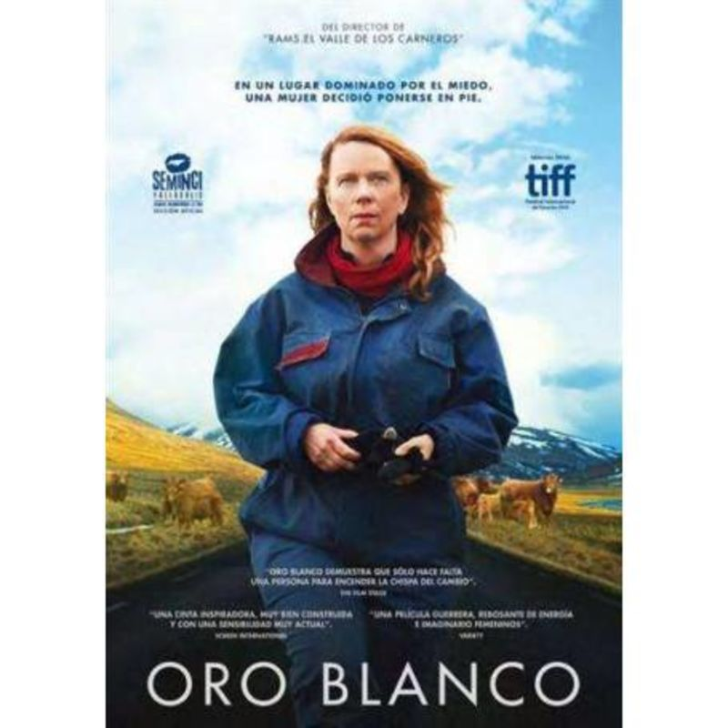 ORO BLANCO (DVD)