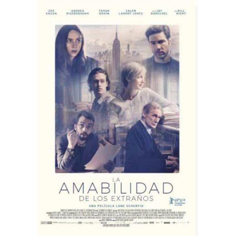 LA AMABILIDAD DE LOS EXTRAÑOS (DVD)
