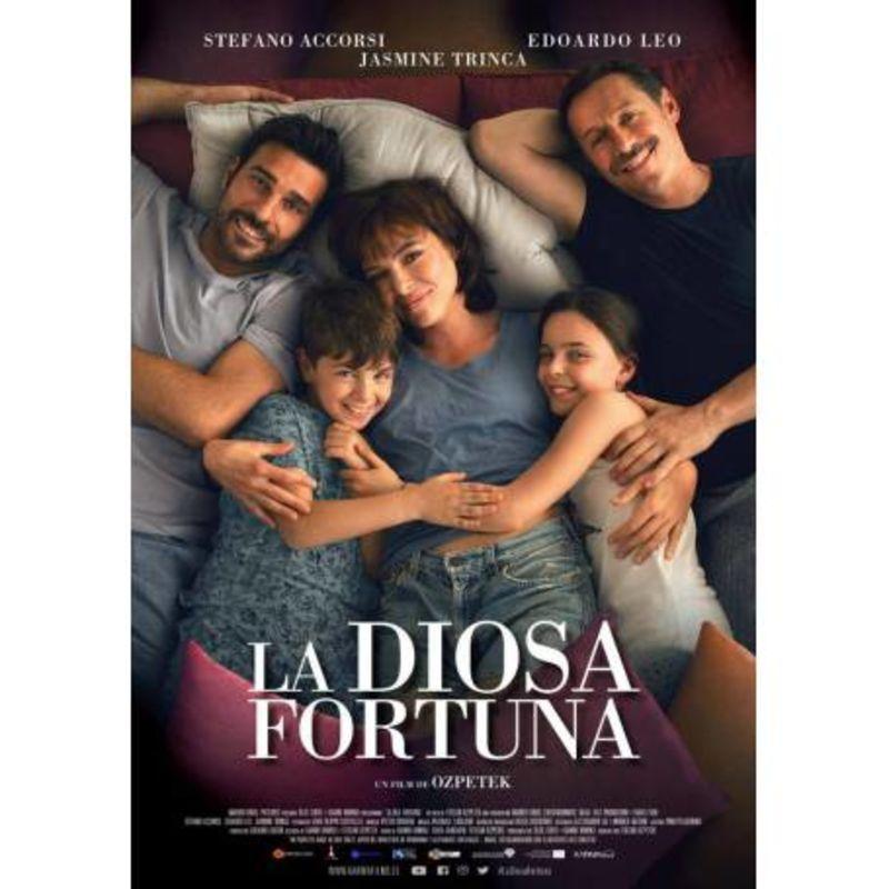LA DIOSA FORTUNA (DVD)