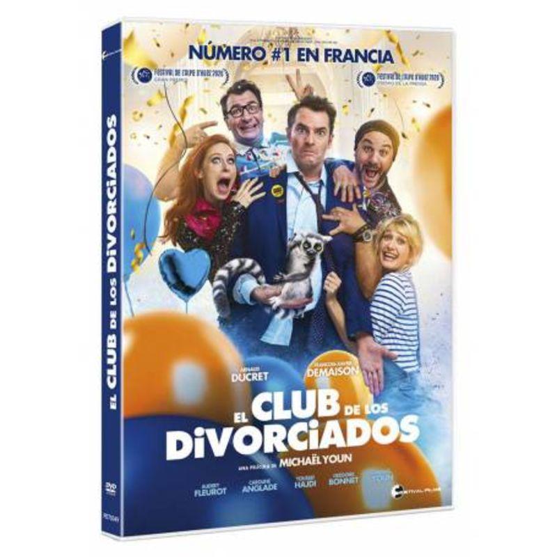 EL CLUB DE LOS DIVORCIADOS (DVD) * ARNAUD DUCRET