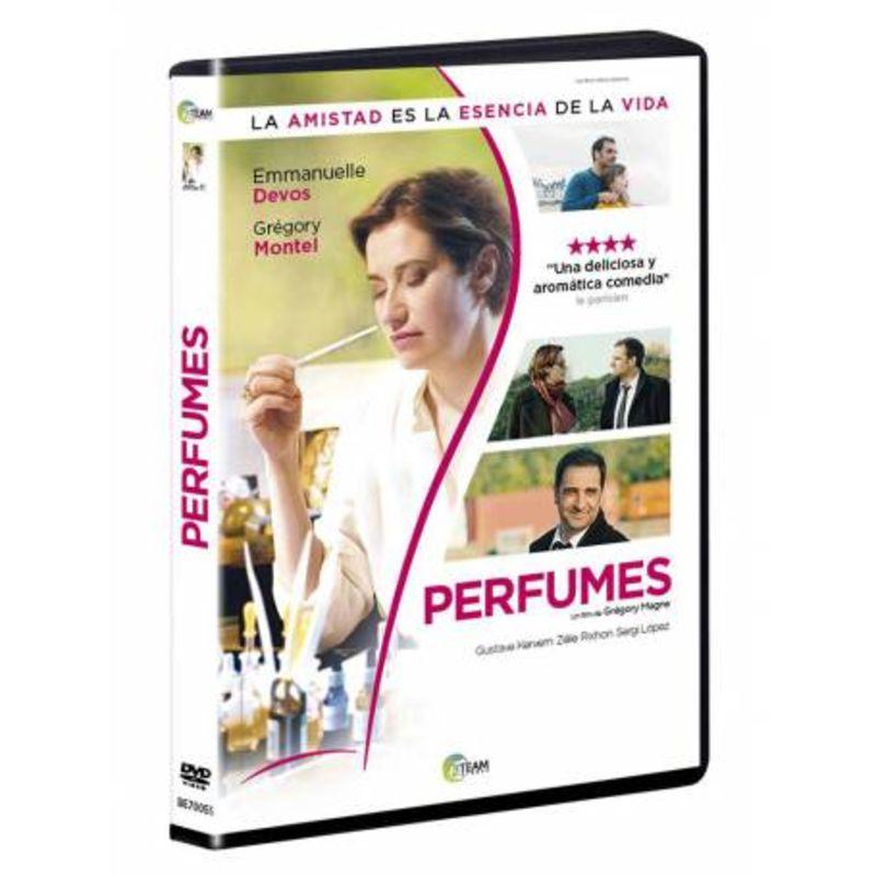 PERFUMES (DVD)