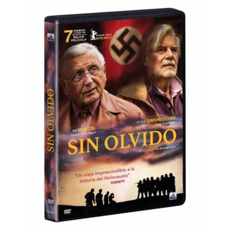 SIN OLVIDO (DVD)