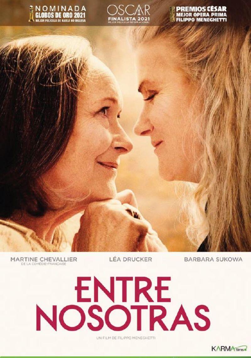 ENTRE NOSOTRAS (DVD)