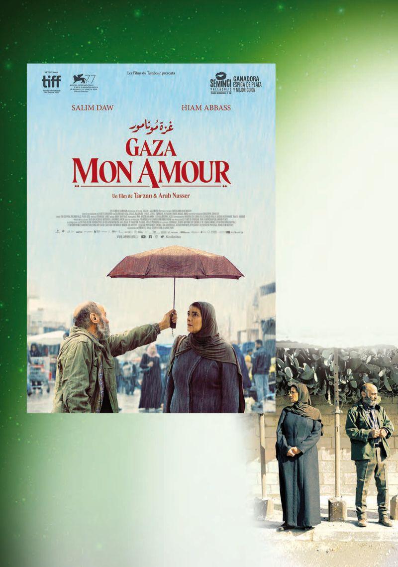 GAZA MON AMOUR (DVD)