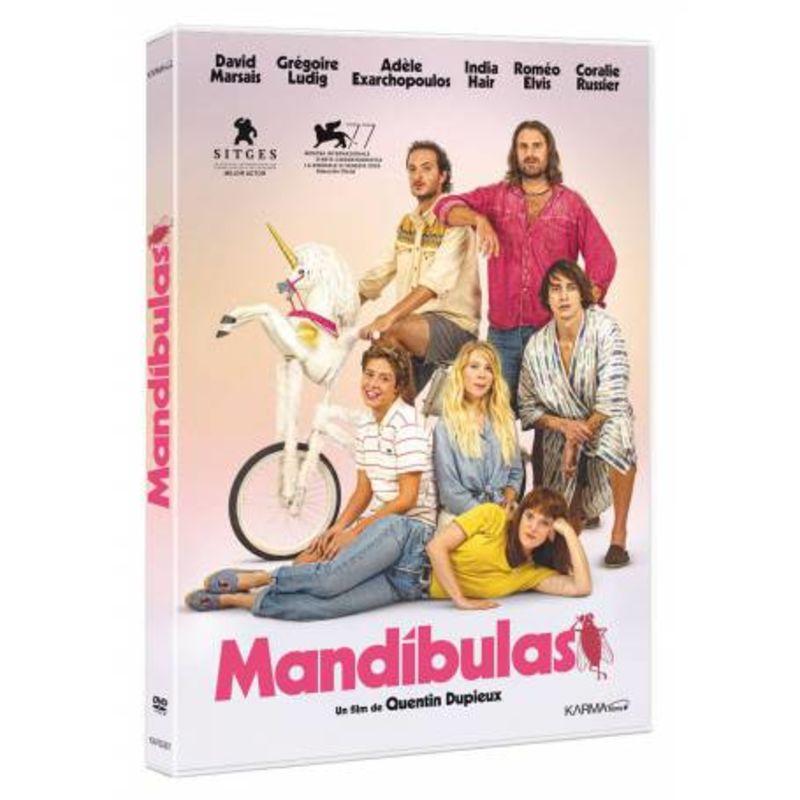 MANDIBULAS (DVD)