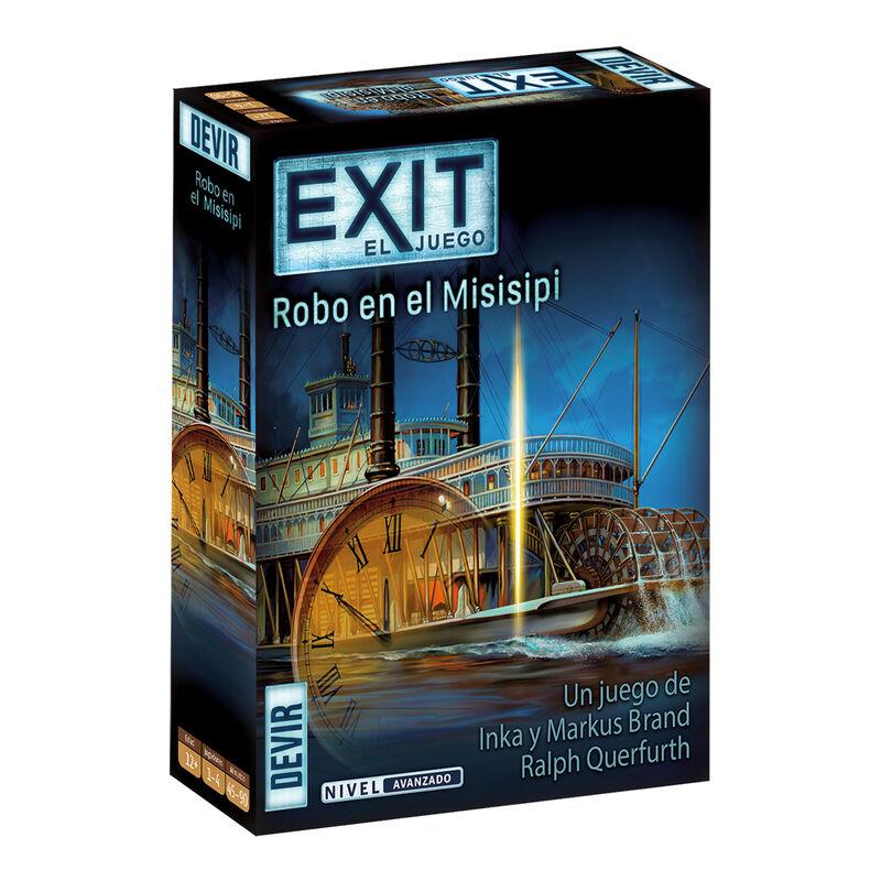 EXIT ROBO EN MISISIPI