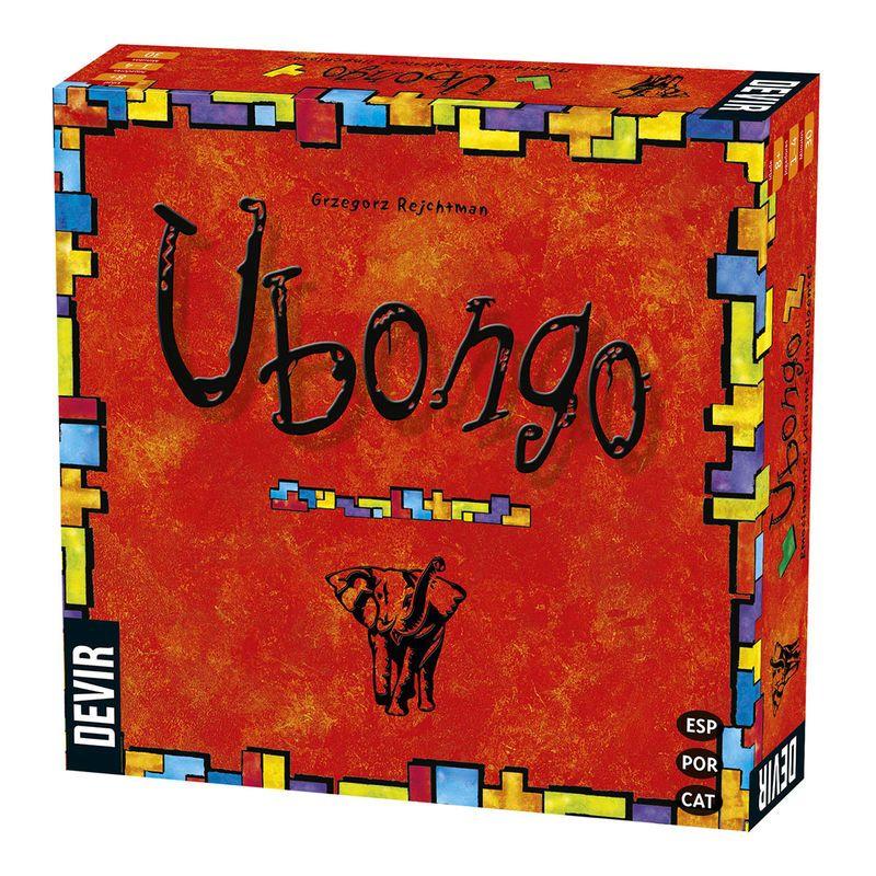 UBONGO - EUSKERA -