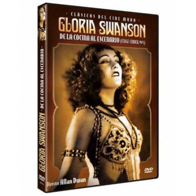 DE LA COCINA AL ESCENARIO (DVD) * GLORIA SWANSON