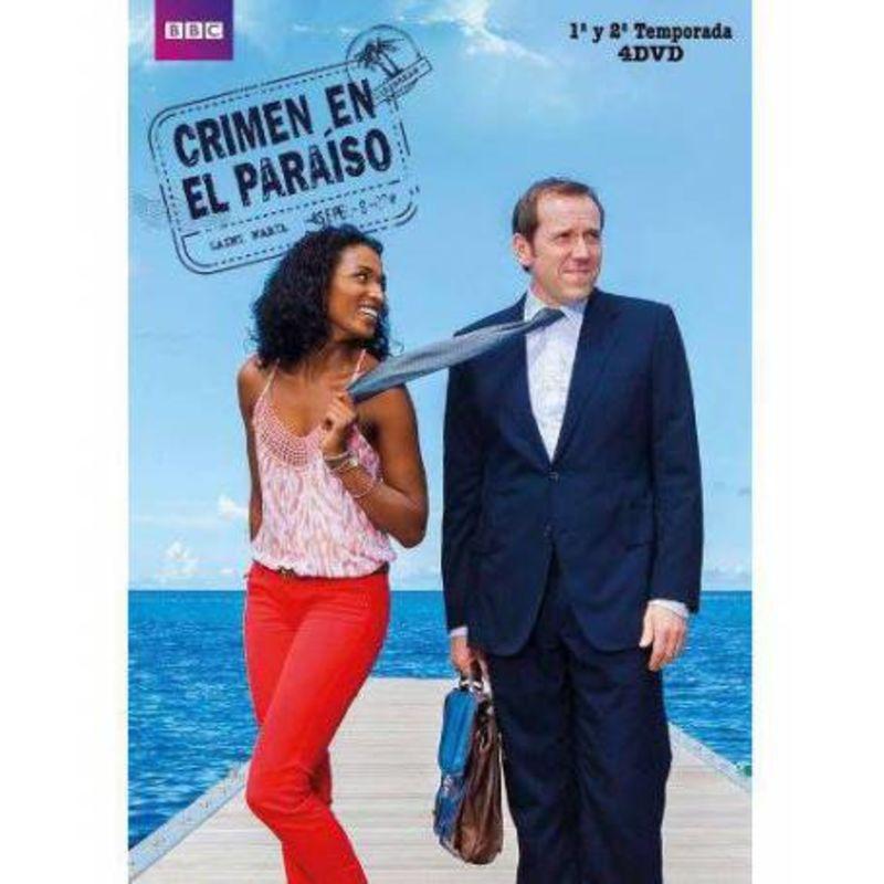 CRIMEN EN PARAISO, 1ª Y 2ª TEMPORADA (DVD)