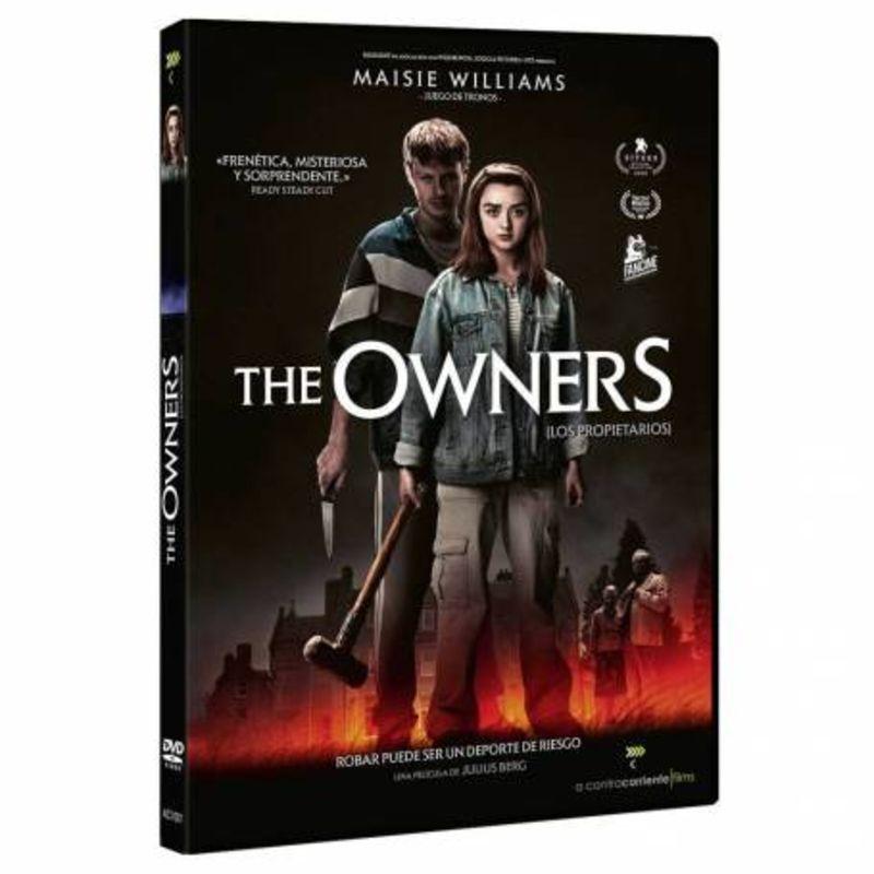 THE OWNERS (LOS PROPIETARIOS) (DVD)