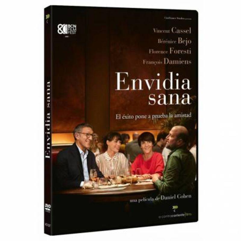 ENVIDIA SANA (DVD) * VICENT CASSEL