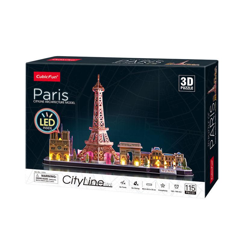 CITY LINE LED : PARIS
