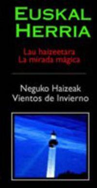 (BIDEOA) EUSKAL HERRIA 5-6 LAU HAIZEETARA - NEGUKO HAIZEAK