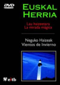 (dvd) Mirada Magica 5-6 Neguko Haizeak / Vientos De Invierno -