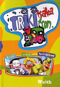 (DVD) TRIKITRAKATRON 2