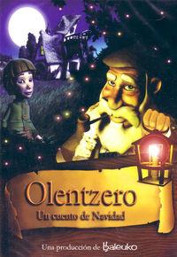 (DVD) OLENTZERO - UN CUENTO DE NAVIDAD