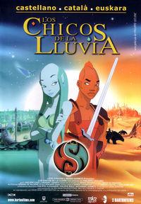 (DVD) LOS CHICOS DE LA LLUVIA (EUS / CAS / CAT) EURIAREN SEME-ALABAK