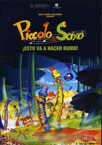 (DVD) PICCOLO & SAXO ¡ESTO VA HACER RUIDO!