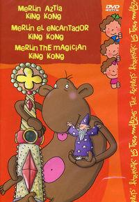 (DVD) HIRUKIAK 12 - MERLIN AZTIA / KING KONG
