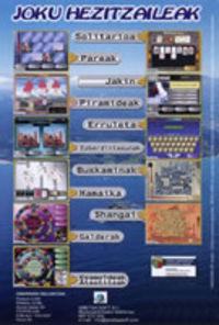 (CD-ROM) JOKU HEZITZAILEAK