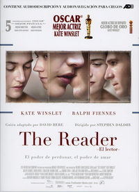 EL LECTOR (THE READER) (DVD) * KATE WINSLET / RALPH FIENNES