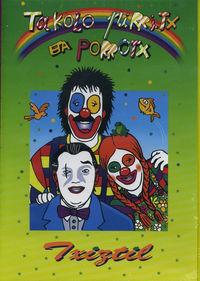 (dvd) Txiztil - Pirritx Eta Porrotx Takolo