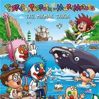 (dvd) Txo, Mikmak Txikia - Pirritx, Porrotx Eta Marimotots - Pirritx Porrotx Eta Marimotots