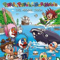 (DVD) TXO, MIKMAK TXIKIA - PIRRITX, PORROTX ETA MARIMOTOTS