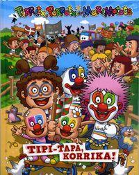 (LIB+2 CD) TIPI-TAPA, KORRIKA! / HAIZEAREN HERRIRA - PIRRITX, PORROTX ETA MARIMOTOTS / PUPU ETA LORE MANOLO URBIETAREKIN