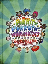 (lib+cd) Borobilean - Porrotx Eta Marimotots Pirritx