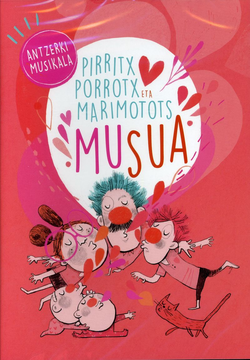 (DVD) MUSUA - PIRRITX, PORROTX ETA MARIMOTOTS