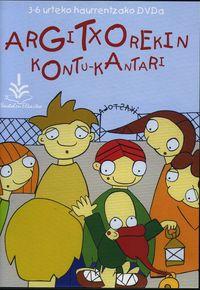 (DVD) ARGITXOREKIN KONTU-KANTARI (3-6 URTE)