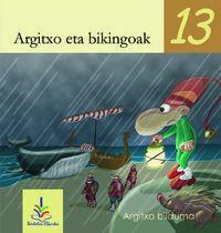 Argitxo Eta Bikingoak - Xabier Etxeberria / Martin Etxeberria