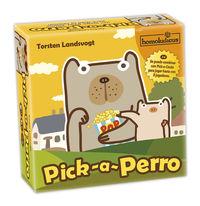 HOMOLUDICUS * PICK A PERRO R: HL0056