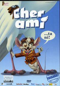 (dvd)  Cher Ami - Batzuk