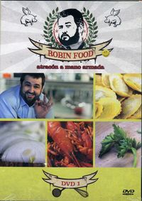 (dvd) Robin Food 1 - David De Jorge