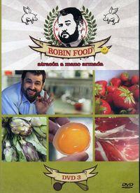 (dvd) Robin Food 3 - Aa. Vv.