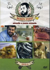 (DVD) ROBIN FOOD 5