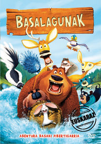 (dvd) Basalagunak - Batzuk