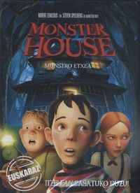 (DVD) MONSTER HOUSE