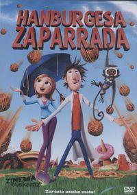 (DVD) HANBURGESA ZAPARRADA
