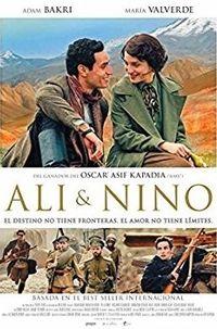 ALI & NINO (DVD) * ADAM BAKRI, MARIA VALVERDE