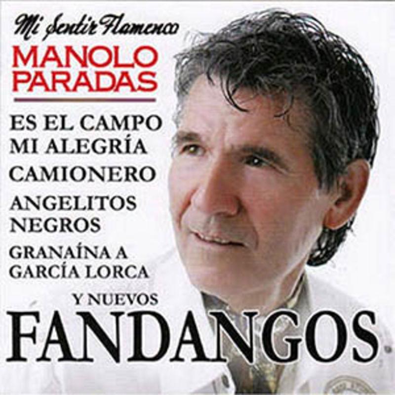 Mi Sentir Flamenco - Manolo Paradas