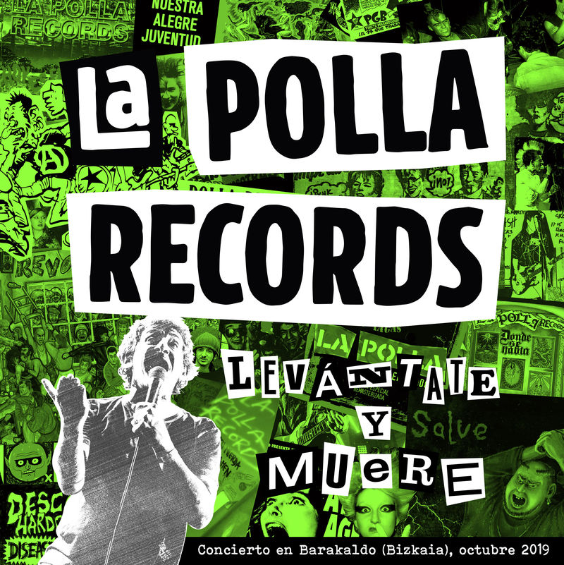 Levantate Y Muere (2lp+dvd) - La Polla Records