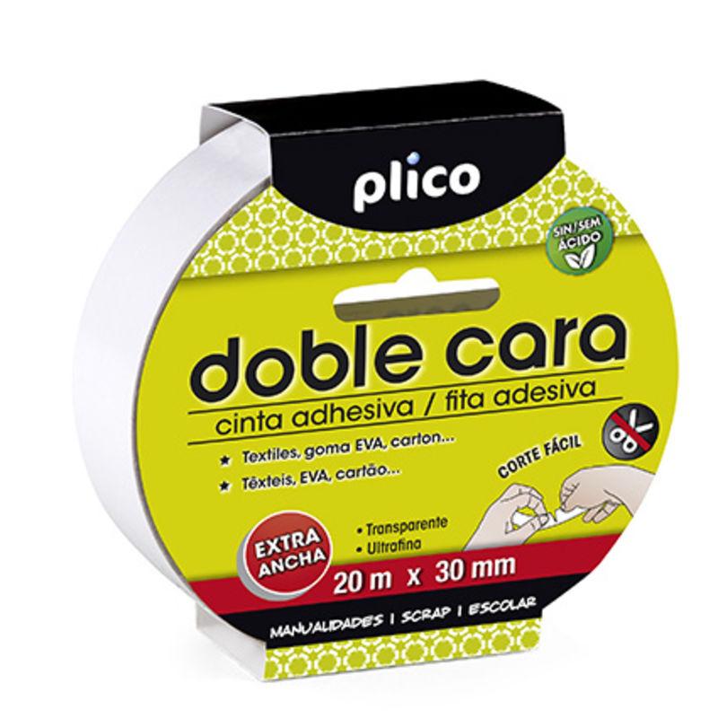 Cinta Adhesiva Doble Cara 30mmx20m R: 13320 -