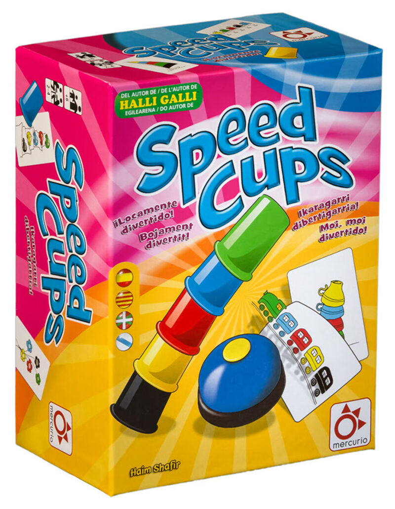 Speed Cups R: A0028 -