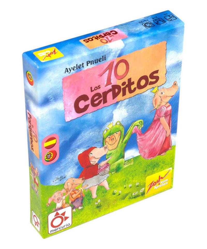 LOS 10 CERDITOS R: Z0010