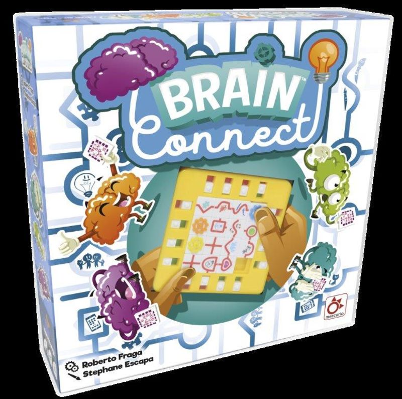 Brain Connect R: Bo0009