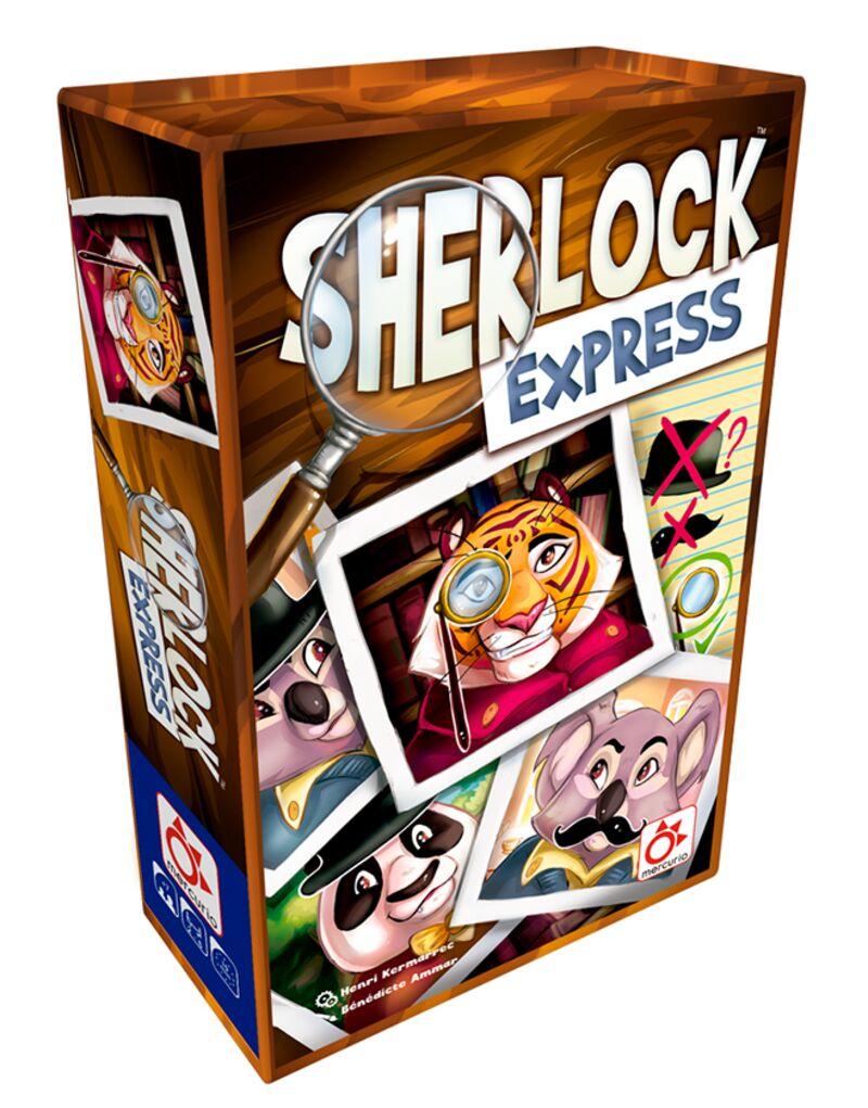 SHERLOCK EXPRESS R: BO0010